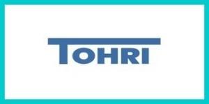 Logo TOHRI FORBICI